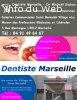 Dentiste Marseille traitement ambulatoire de détartrage